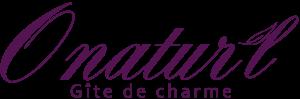 logo site du gîte O naturel