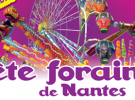 La fête foraine de Nantes