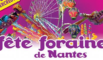 La fête foraine à Nantes