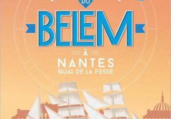 Le Belem revient à Nantes