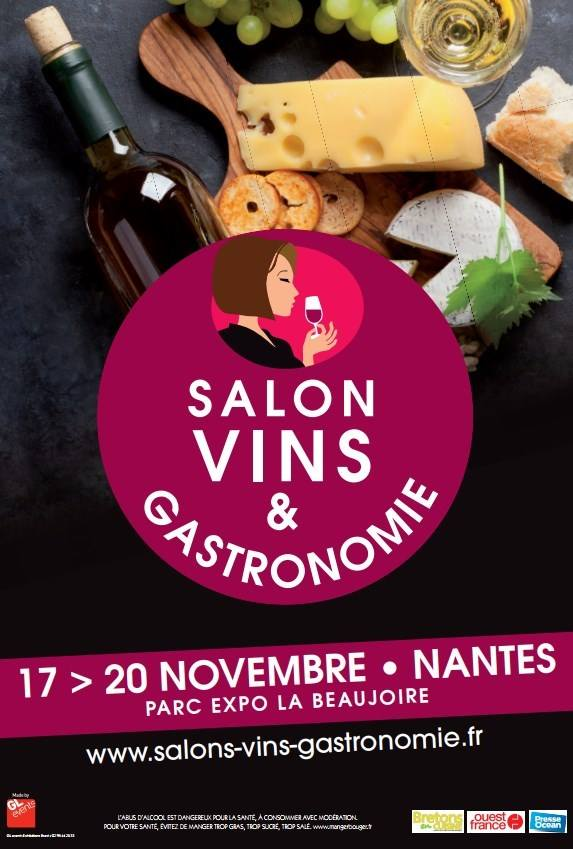 Le salon du vin et de la gastronomie for Salon du vin champerret