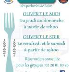la paillote des pêcheries de Loire