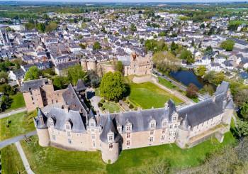 Visite guidée du Château de Châteaubriant