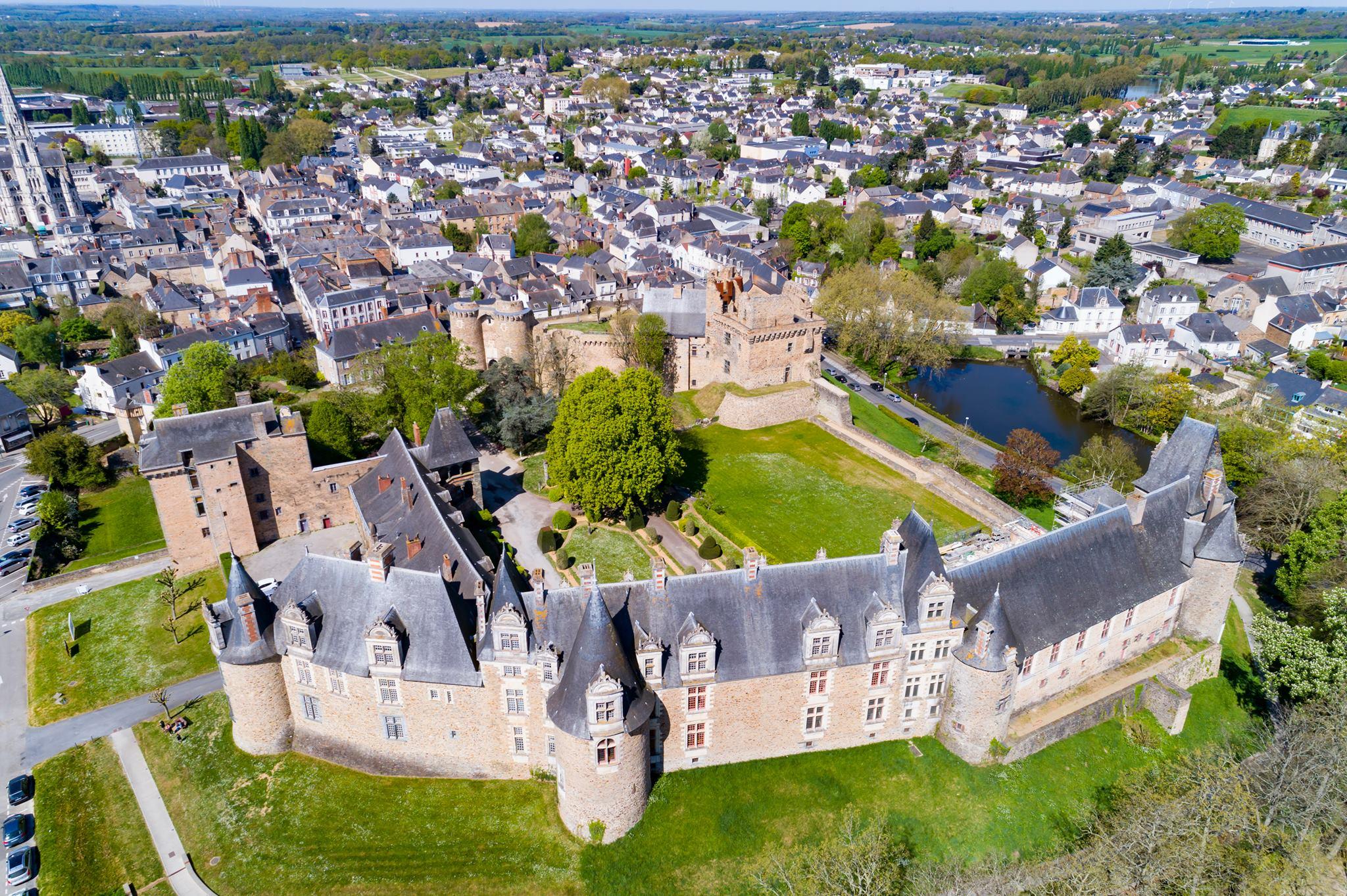 château de chateaubriant
