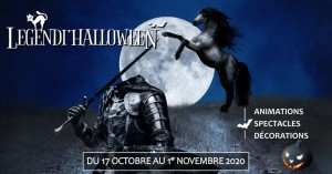 legendi halloween